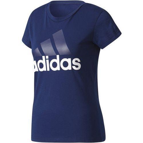 Koszulka essentials linear tee br2559 marki Adidas