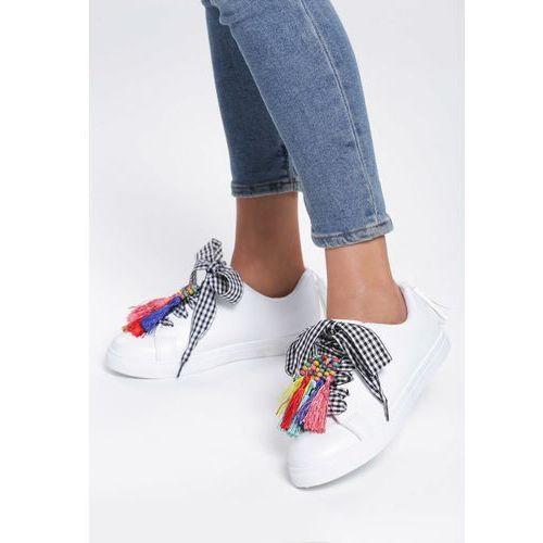 facf98024475 Vices Białe buty sportowe sweet imaginat.