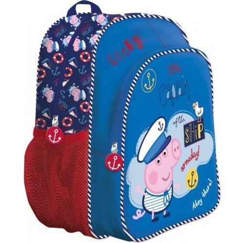 Plecak szkolno-wycieczkowy, licencja PEPPA