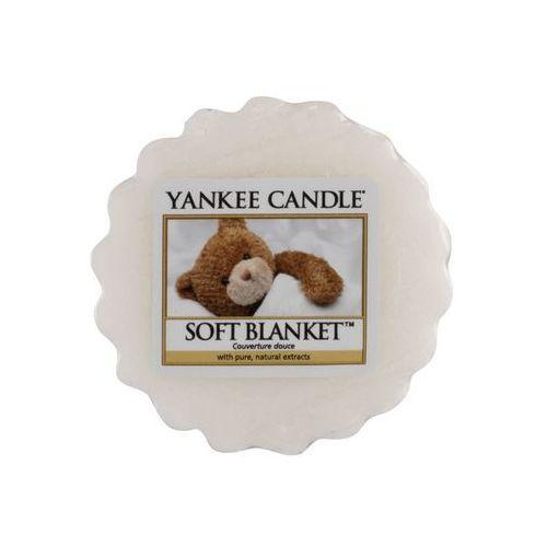 Yankee Candle Soft Blanket 22 g Świeczka zapachowa