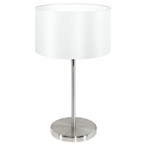 Eglo 31626 - lampa stołowa maserlo 1xe27/60w/230v (9002759316266)