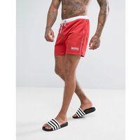 BOSS By Hugo Boss Star Fish Swim Shorts Exclusive - Red, w 2 rozmiarach