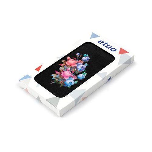 Samsung Galaxy S5 Mini - etui na telefon Flip Fantastic - bukiet róż, ETSM119FLFCEF038000