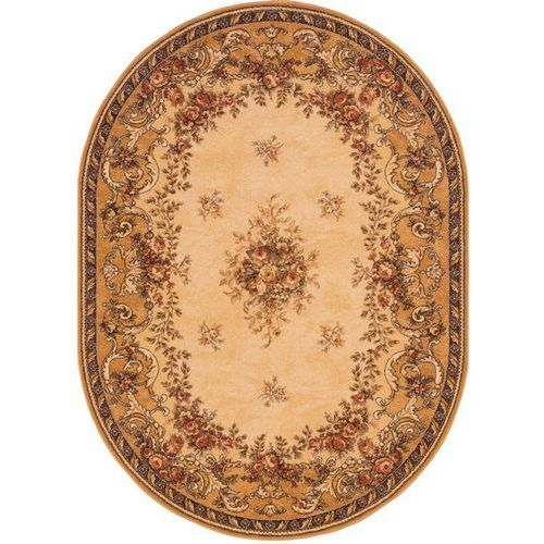 Dywan isfahan dafne sahara (owal) 80x120 marki Agnella