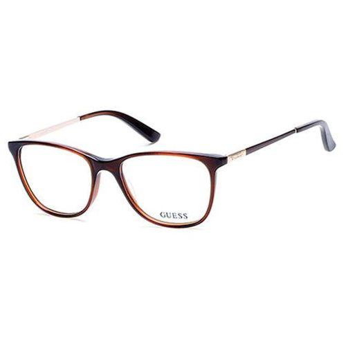 Guess Okulary korekcyjne  gu 2566 050