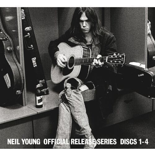 Warner music / warner bros. records Official release series discs1 - neil young (płyta cd) (0093624949756)
