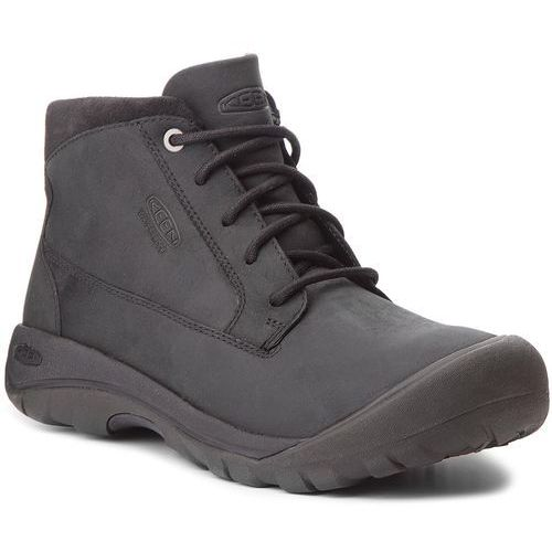 Keen Trekkingi - austin casual boot wp 1019504 black/raven
