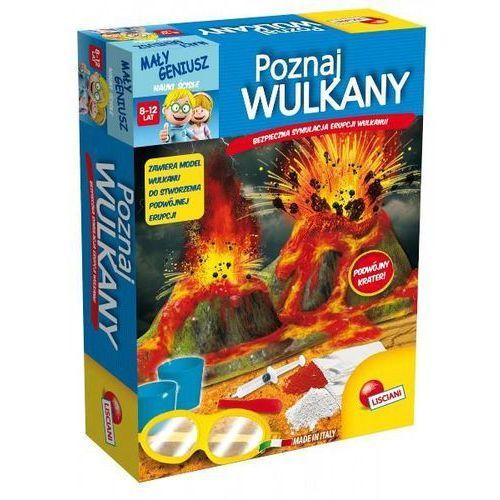 Mały Geniusz Poznaj wulkany, towar z kategorii: Pozostałe