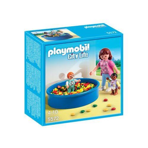 Playmobil CITY LIFE Basen z piłeczkami 5572 promocja!