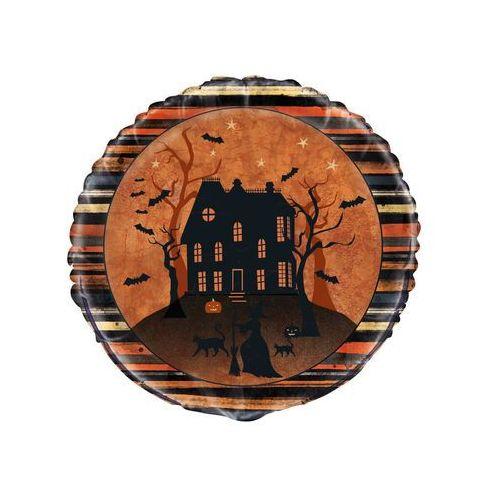 Balon foliowy halloweenowy - 46 cm - 1 szt. marki Unique