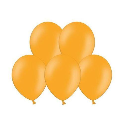 "Balony 12"" Strong, Pomarańczowe, pastelowe 10 szt. (5902230717664)"