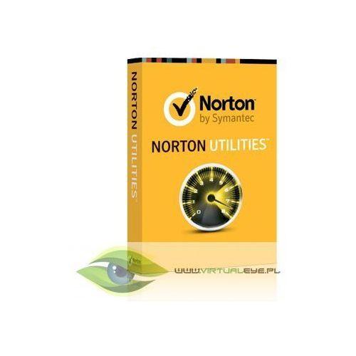 Symantec norton utilities 16 (1 użytkownik/3 stanowiska) (5397039303659)