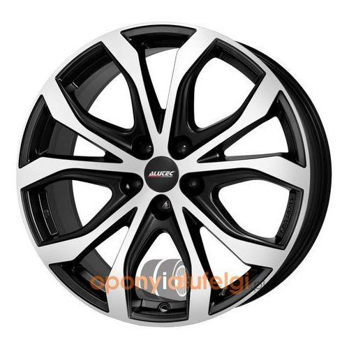 Alutec W10 RACING BLACK FRONTPOLISHED 8.00x18 5x112 ET31