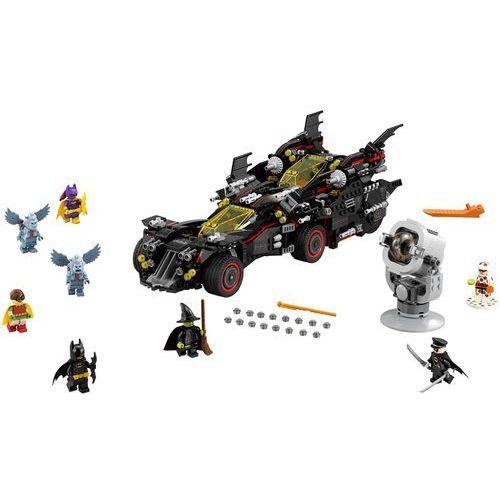 70917 SUPER BATMOBIL (The Ultimate Batmobile) - KLOCKI LEGO BATMAN MOVIE