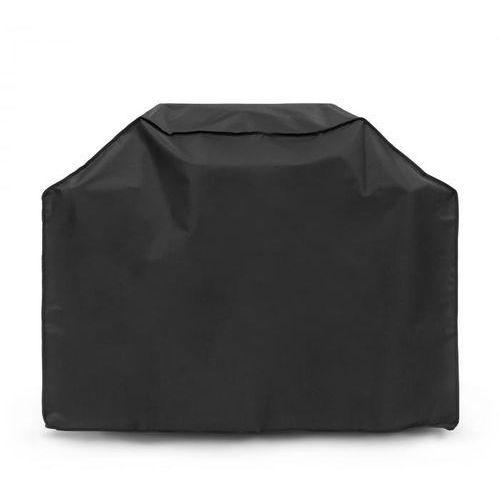Klarstein gazooka 3.0t, pokrowiec ochronny przed warunkami atmosferycznymi, 600d, płótno 30/70% pe/pvc, czarny
