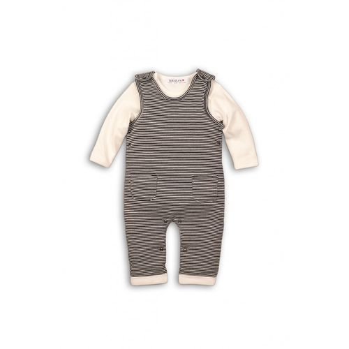 Komplet niemowlęcy body+śpiochy 5P35BB