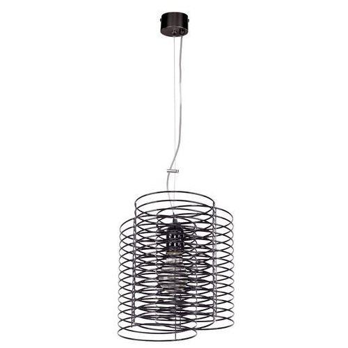 LAMPA wisząca RINGO 1030334 Spotlight metalowa OPRAWA zwis drut czarny, 1030334