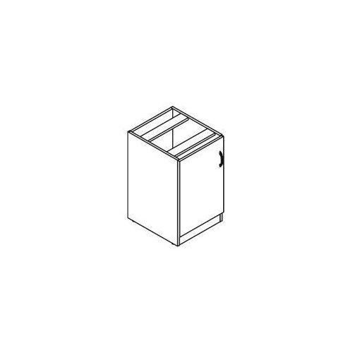 Kontener stacjonarny KH23 wymiary: 42,8x49,5x73 cm