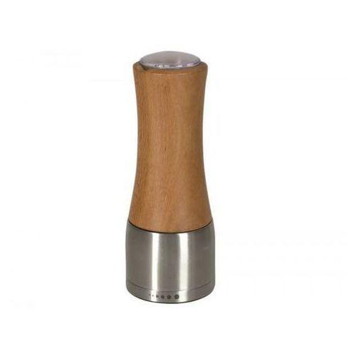 AMBITION Młynek do pieprzu/soli drewniany Falconi 17 cm 29206