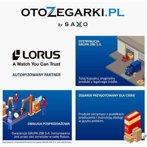 Lorus RG211QX9