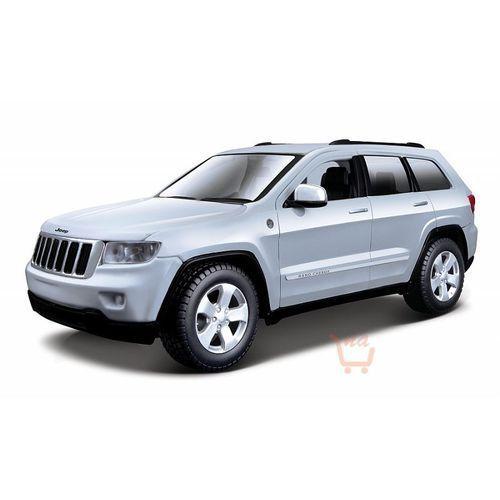 Maisto  model do składania jeep grand cherokee laredo 1/24