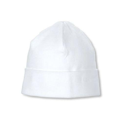 Sterntaler Czapeczka Jersey kolor biały