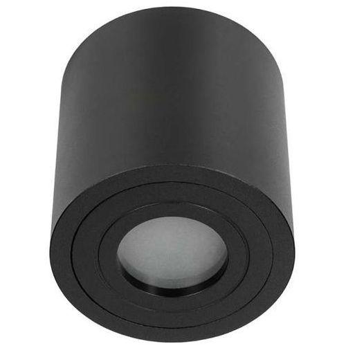 Downlight LAMPA sufitowa RULLO nero IP44 Orlicki Design OPRAWA metalowa tuba czarna (1000000281125)