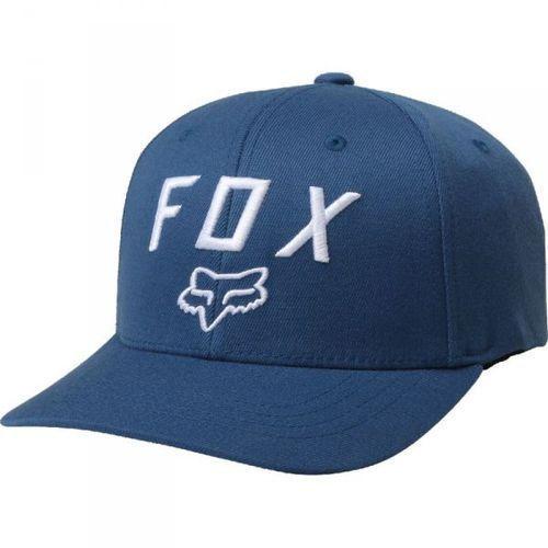 czapka z das junior legacy moth 110 dusty blue marki Fox