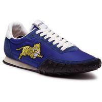 Kenzo Sneakersy - f005sn122f56 bleu france 74