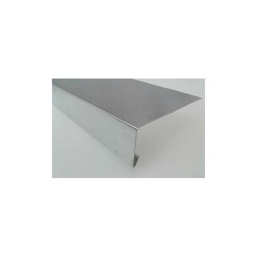 Pas nadrynnowy na dach płaski taras balkon - 0014 stal nierdzewna inox marki Eblachy.pl