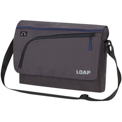 Loap Torba na laptopa przez ramię Gotsa, czarna - OKAZJE