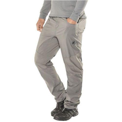 Mammut Runbold Light Spodnie długie Mężczyźni szary DE 50 2018 Spodnie turystyczne, kolor szary