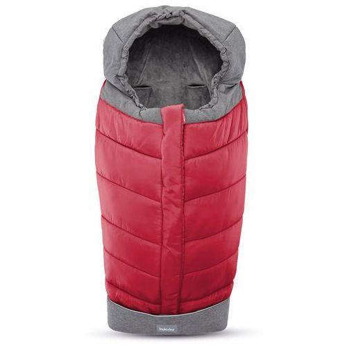 Inglesina śpiworek Newborn Winter Muff- Red (8029448072419)