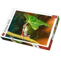 Puzzle zielony parasol 500 marki Trefl