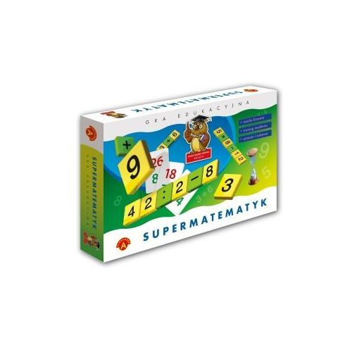 Supermatematyk. Gra Edukacyjna