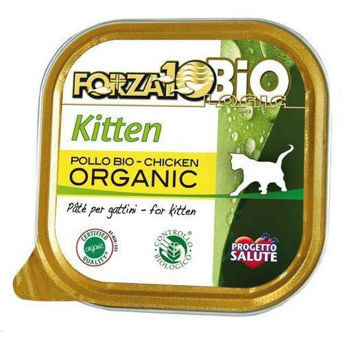 every day dla kota 100g: smak - kitten kurczak dostawa 24h gratis od 99zł marki Forza10