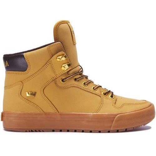 Buty - vaider cw amber gold-light gum (715) rozmiar: 41, Supra