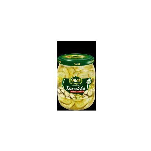 Sałatka szwedzka 500 g Smak