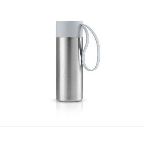Stalowy kubek termiczny To Go Cup, Marble Grey - Eva Solo, 567459