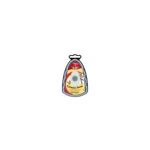 S.c.johnson Gąbka nabłyszczająca do obuwia kiwi express shine bezbarwna 7 ml