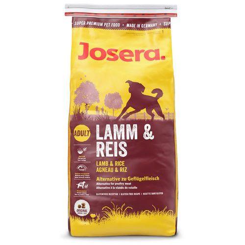 Josera lamb & rice adult 2x15kg
