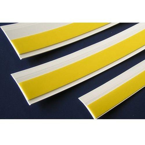 """Listwa maskująca samoprzylepna pcv okienna """"4"""" z taśmą klejącą - l=50mb marki Emaga"""