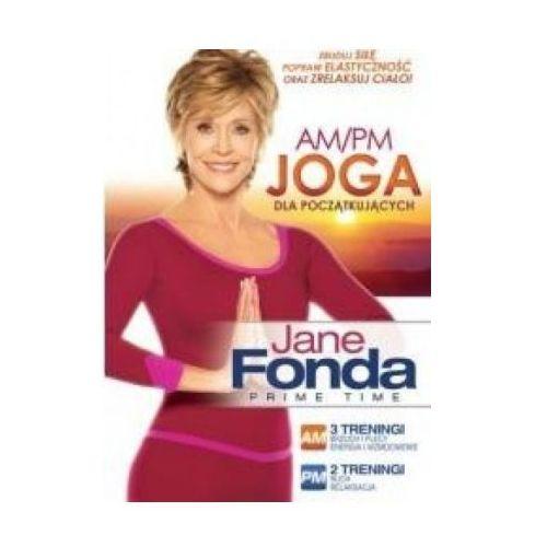 Jane Fonda - Joga dla początkujących (5905116012136)