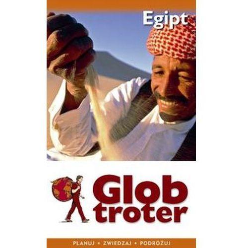 """Egipt. Globtroter. Przewodnik """"Wiedza i Życie"""" + zakładka do książki GRATIS (504 str.)"""