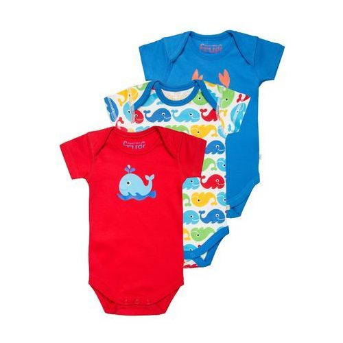 Frugi SUPER SPECIAL 3 PACK Body multicolor (5056049304321)