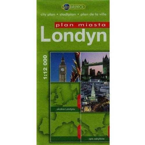Londyn. Plan Miasta (9788374750530)