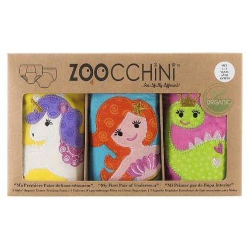 majtki treningowe dziewczęce świat wróżek 2 - 3 lata marki Zoocchini