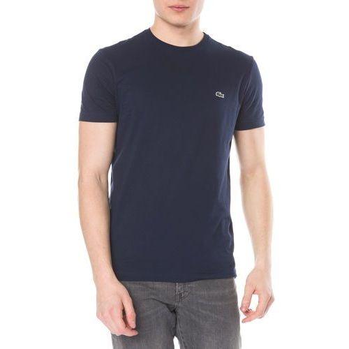 Lacoste Men's Basic Crew T-Shirt - Navy - L (3608076901886)