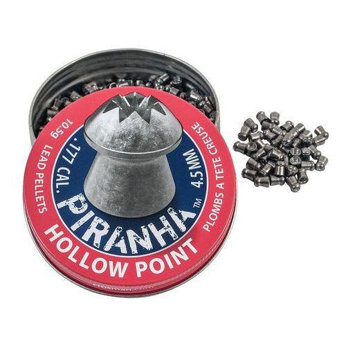 Śrut Crosman Piranha Hollow Point 4,5 mm 400 szt.
