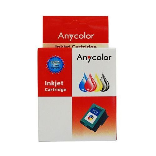 Anycolor Tusz hp f4280 d1660 f4210 c4680 300xl kolor 18ml